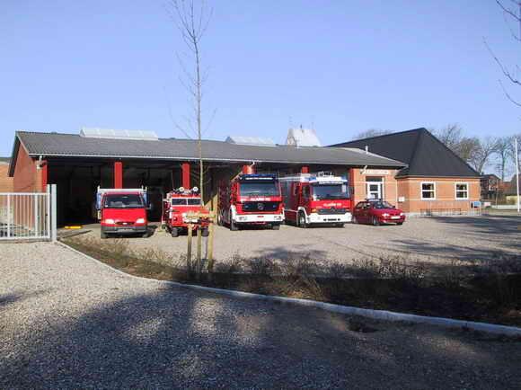 højer frivillige brandværn
